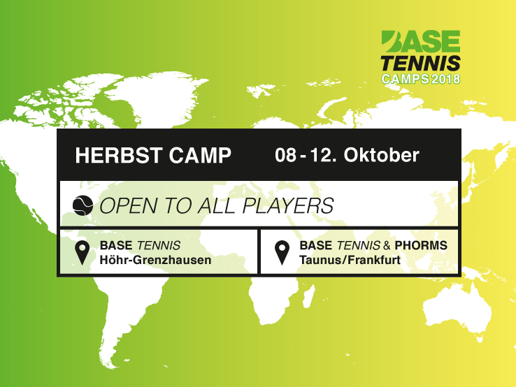 HERBST CAMP 2018