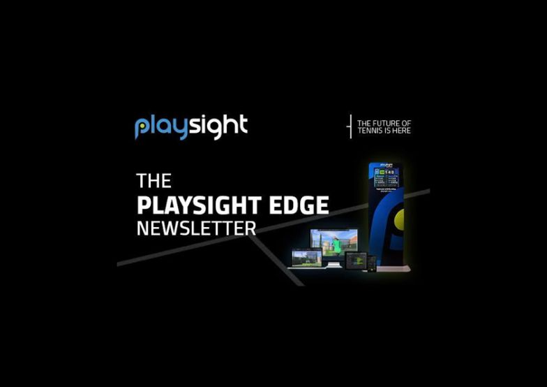BASE TENNIS FEATURED ON PLAYSIGHT NEWSLETTER